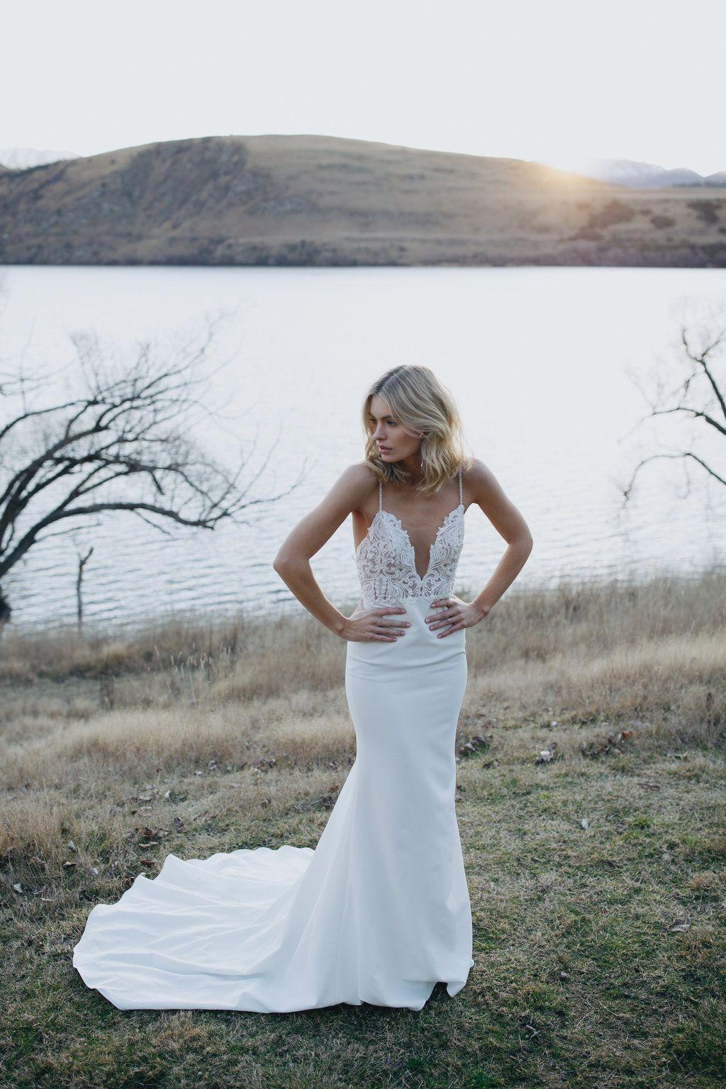 Sienna: every boho bride's dream. 'Nuff said.