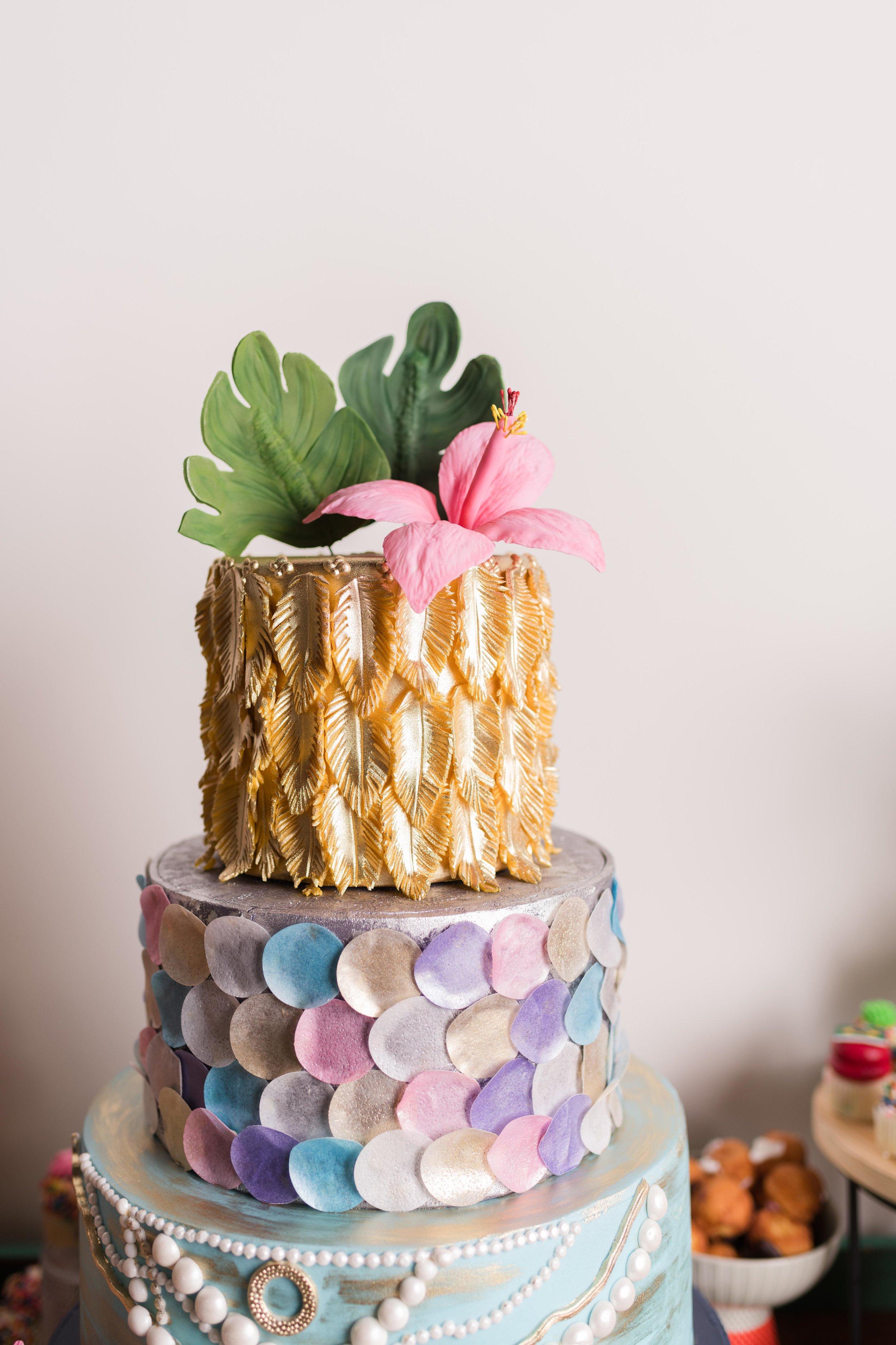 Carnaval Wedding Shoot Clyde Venue-tropical-wedding-cake-tropical-wedding-inspiration-ivory-and-beau-colorful-wedding-cake-unique-wedding-cake-inspiration-savannah-wedding-planner-event-designerjpg.jpg