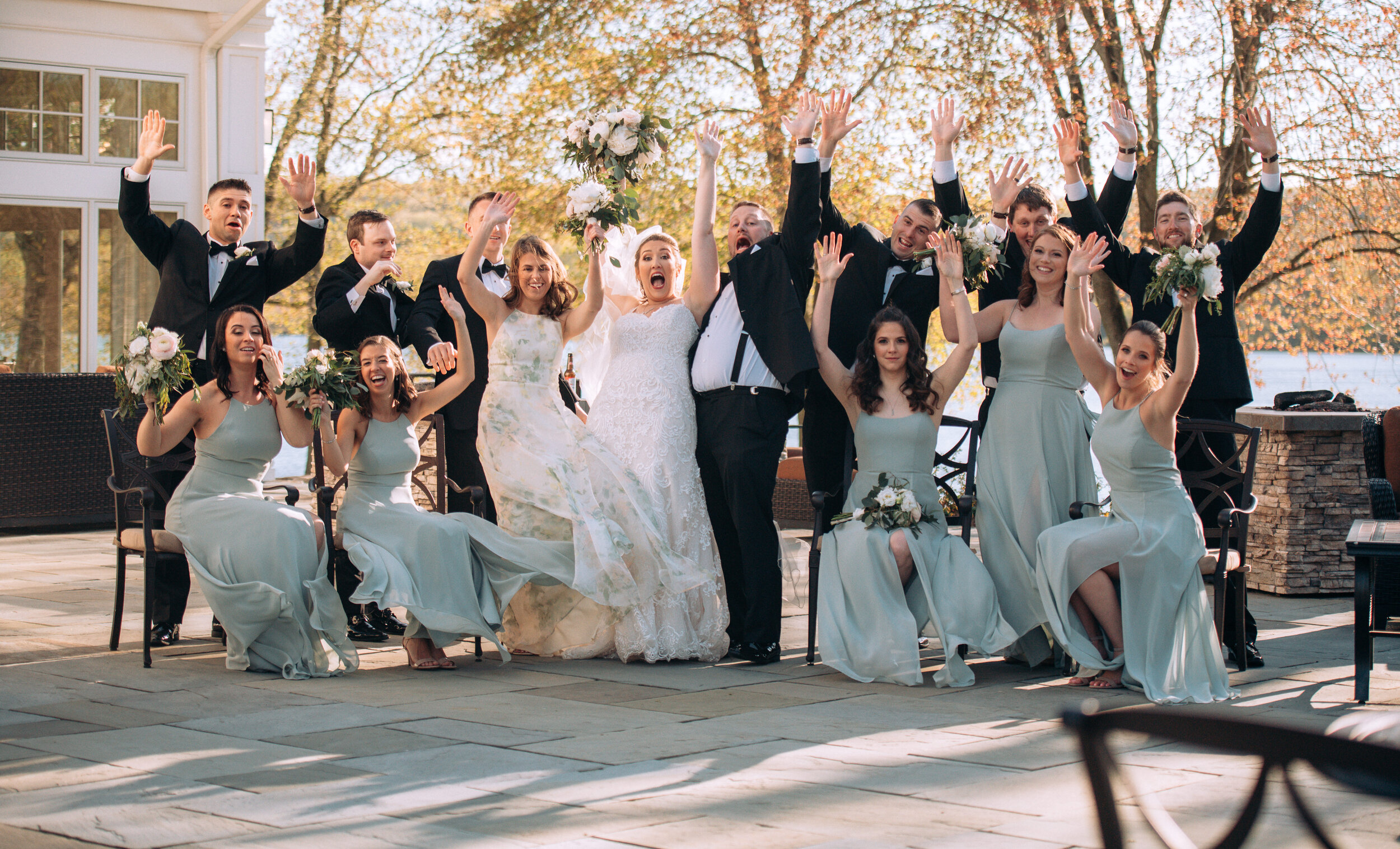Rebecca Ingram Gowns-Savannah Weddings-Savannah Brides-Wedding Party-Bridesmaids-Sage-Lace Wedding Gown .jpg