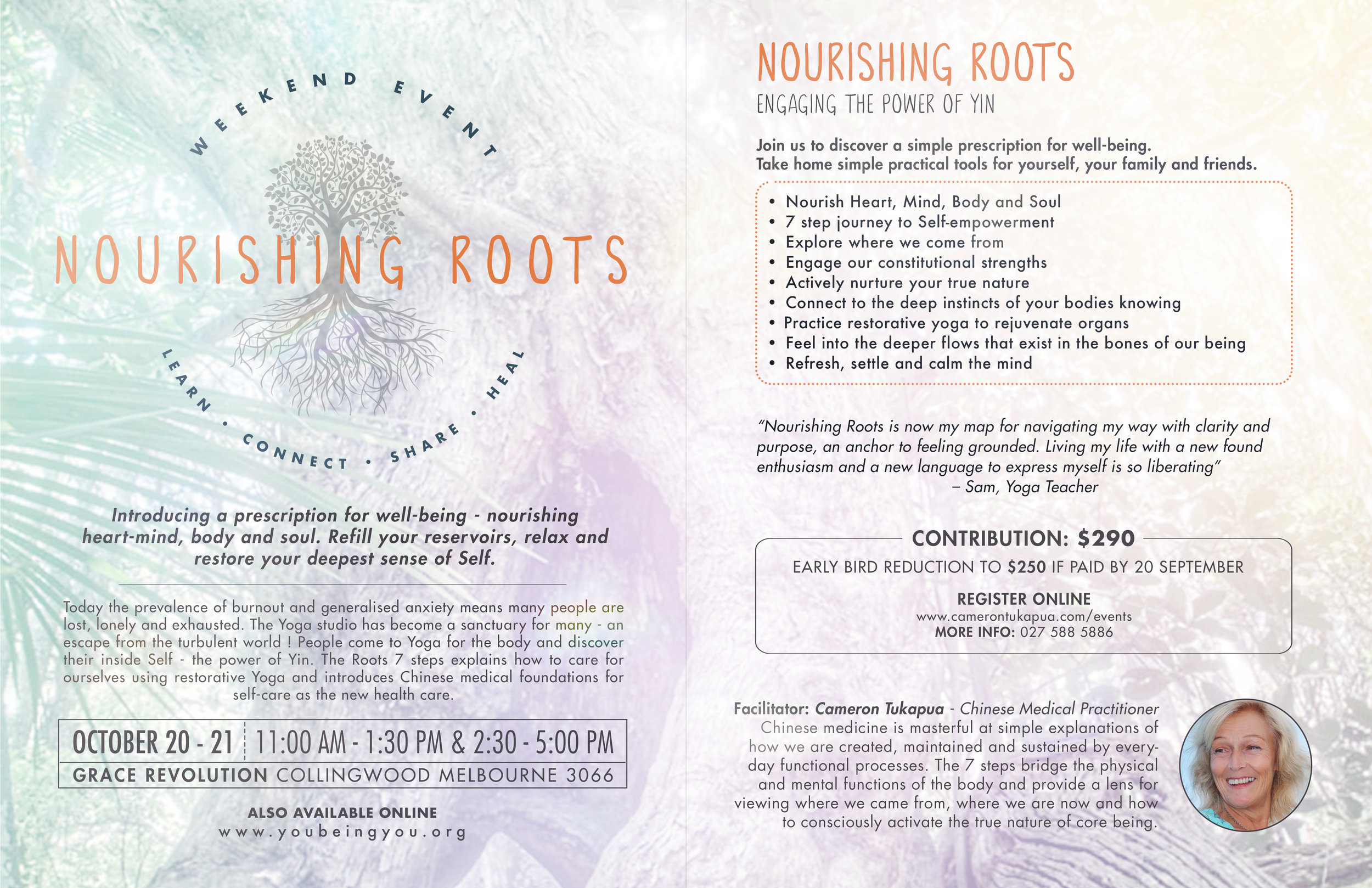 Nourishing Roots MELBOURNE