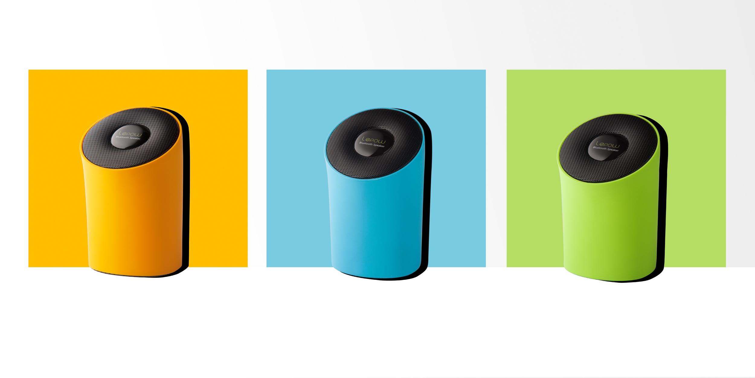 Modre by Lepow, Bluetooth wireless speaker