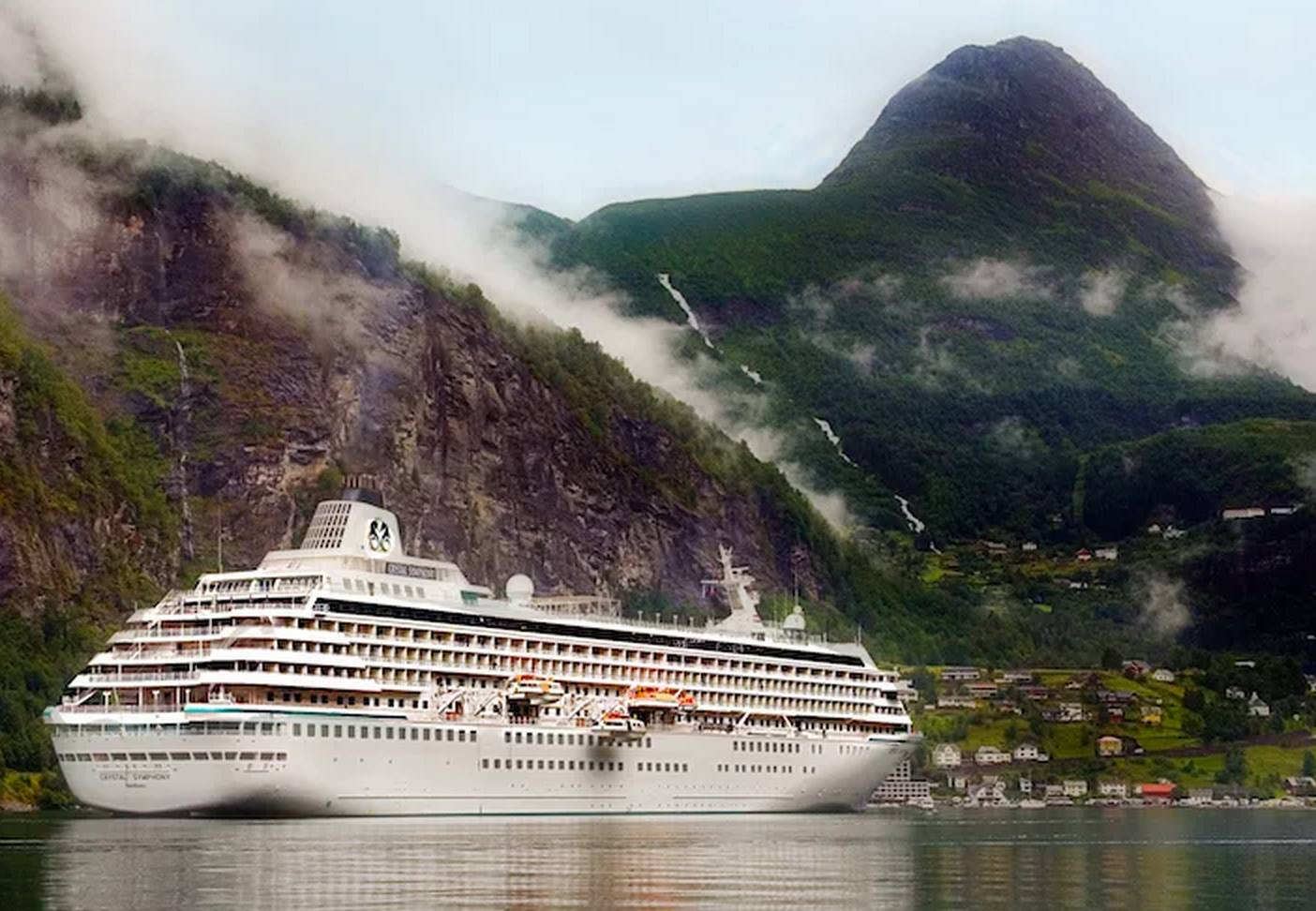 CRYSTAL CRUISES Luxury All-Inclusive Cruises