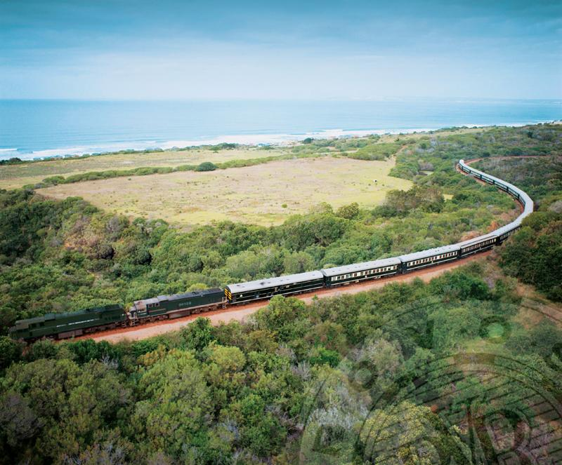 ROVIS RAIL Luxury Train Trips in Africa