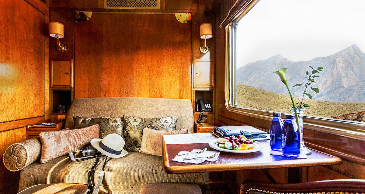 THE BLUE TRAIN Luxury Travel by Rail in Africa