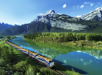 ROCKY MOUNTAINEER Luxury Train Travel in the Canadian Rockies