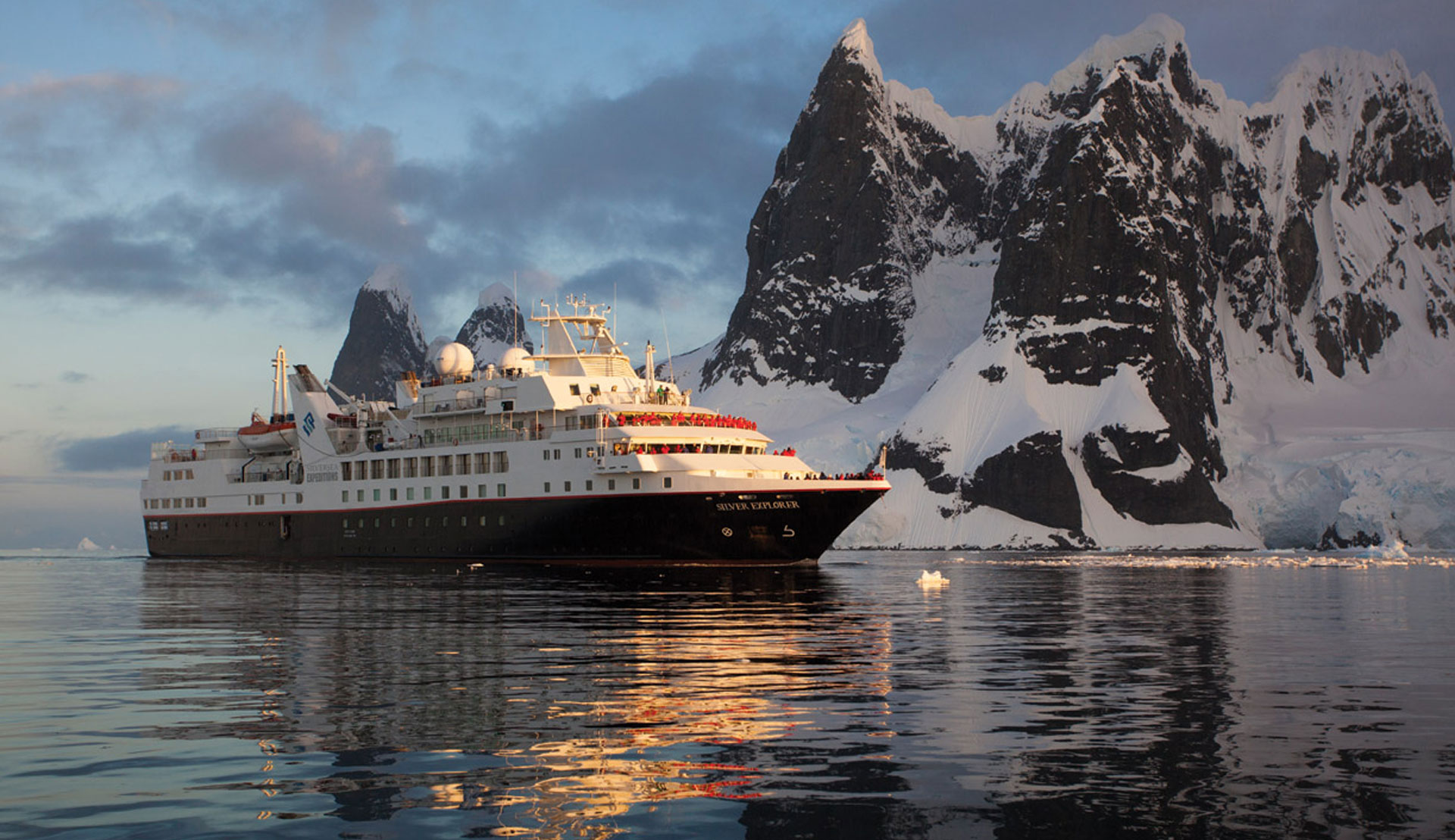 SILVERSEA CRUISES                                       One Aim, excellence.
