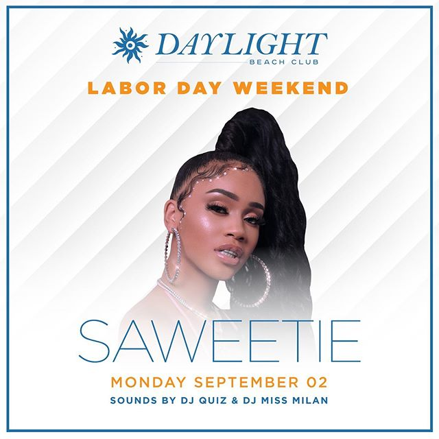 LDW Part 3! Closing out the weekend at my 2nd home! I will be on the set @daylightvegas with the girl Saweetie! #djquiz #theheavyhitterdjs #skamartist