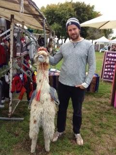 Street fair in Rotorua