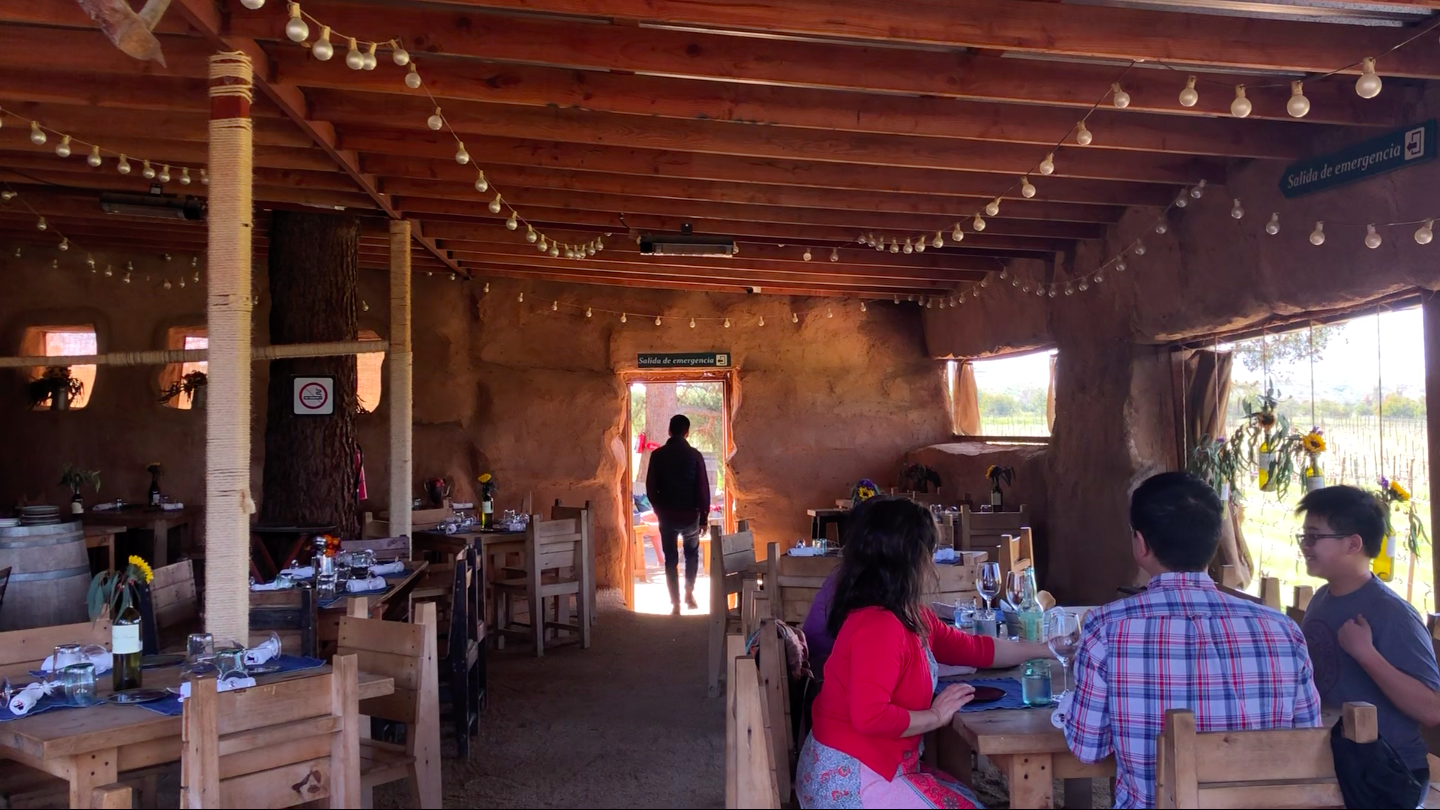 Table to Farm Dining at Deckman's in Guadalupe Valley