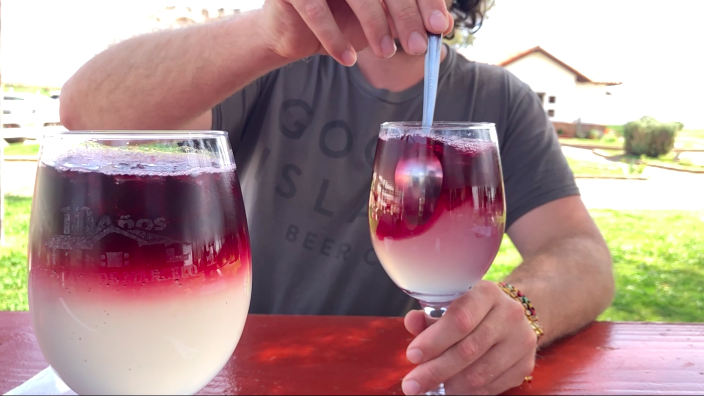 Sangrias and cheese and wine oh my!