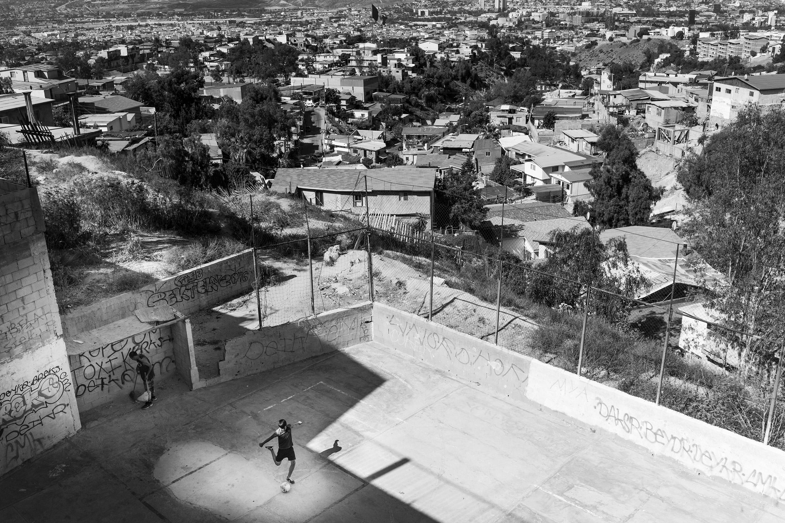 Tijuana, Mexico, 2016