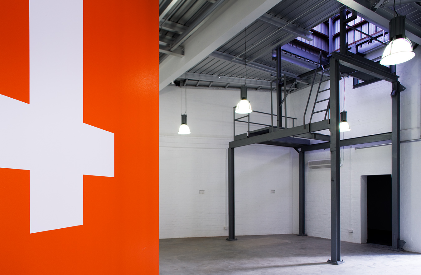 FLOURMILL STUDIOS FOR BUILT