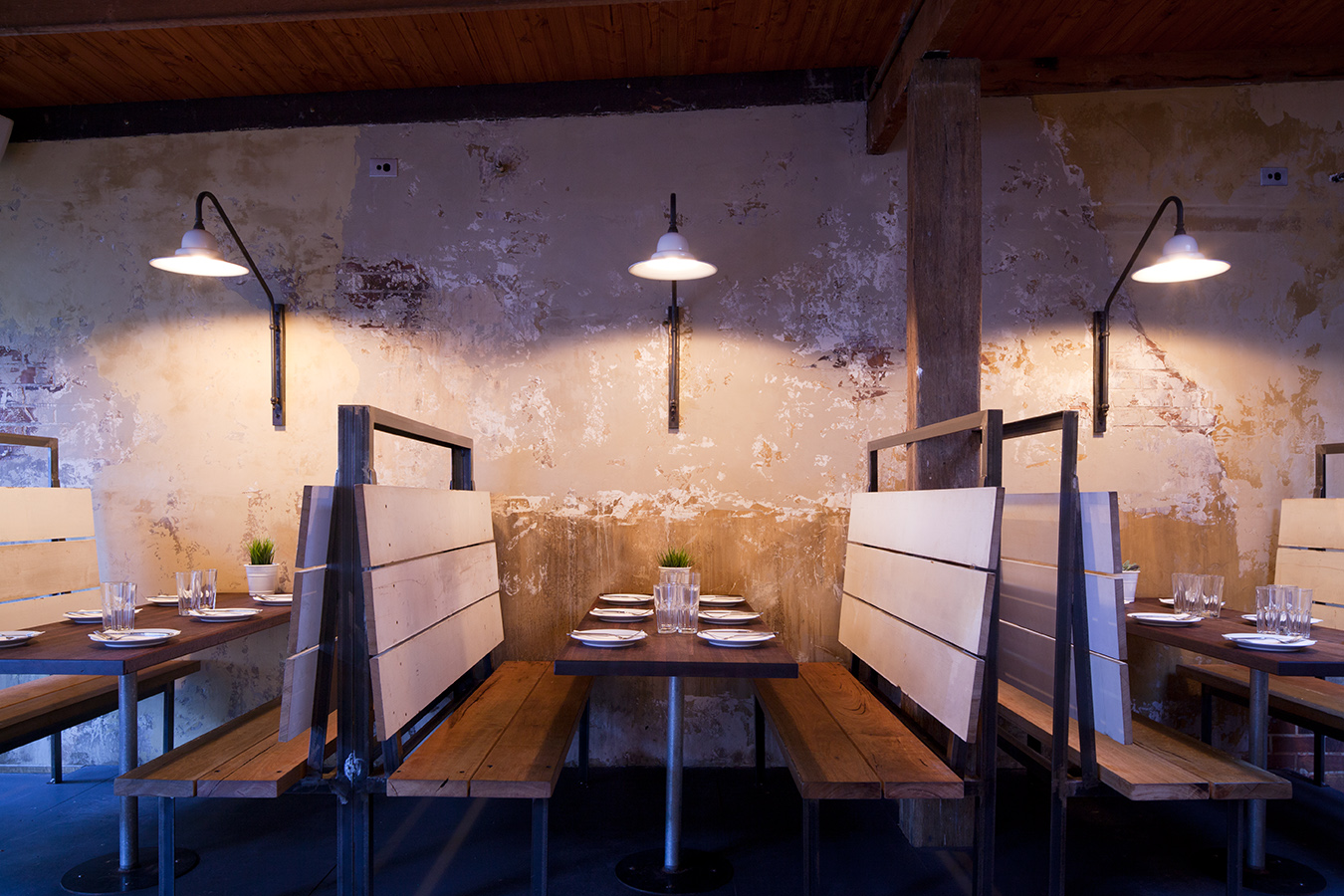 BARRIO CHINO RESTAURANT FOR MANDY EDGE DESIGN