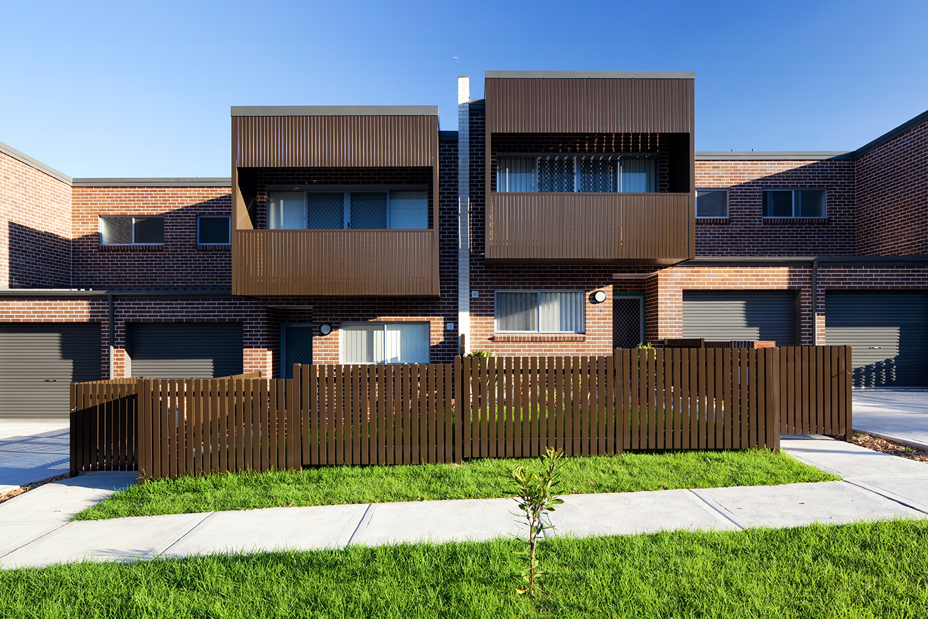 SEVEN HILLS DEVELOPMENT FOR FOX JOHNSTON ARCHITECTS