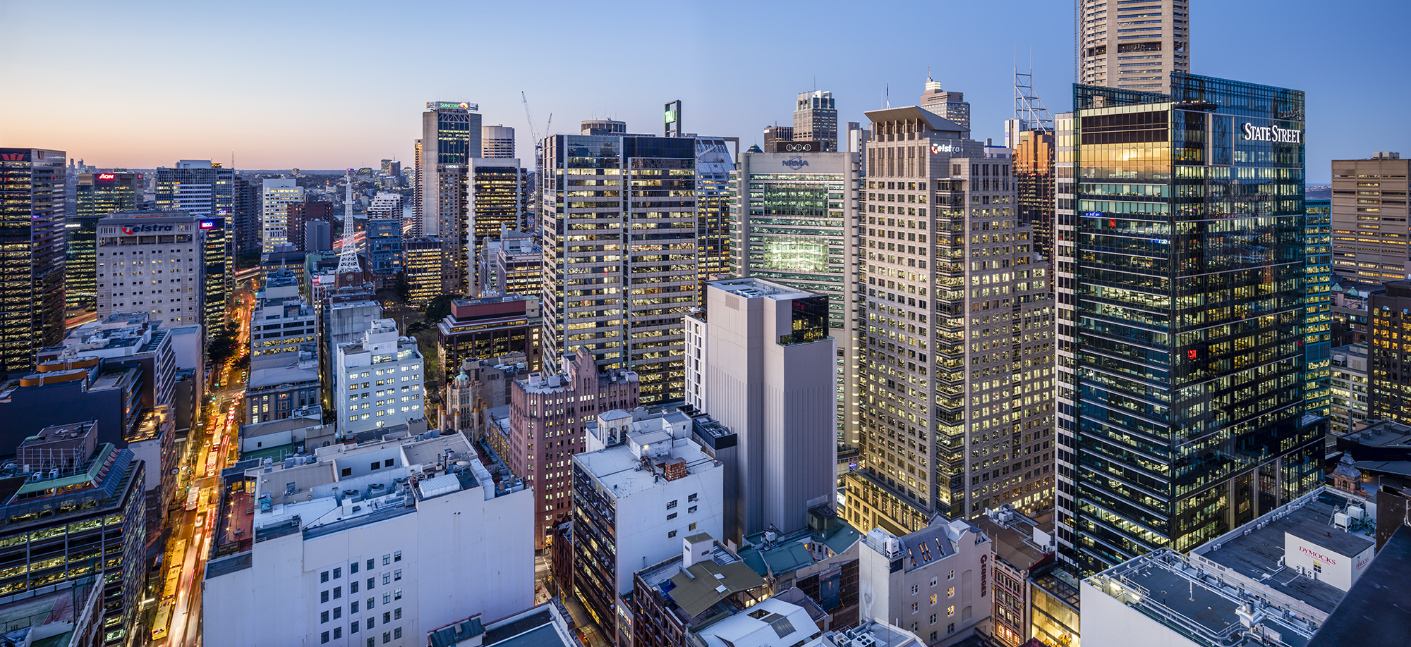 400 GEORGE ST FOR M&G REAL ESTATE