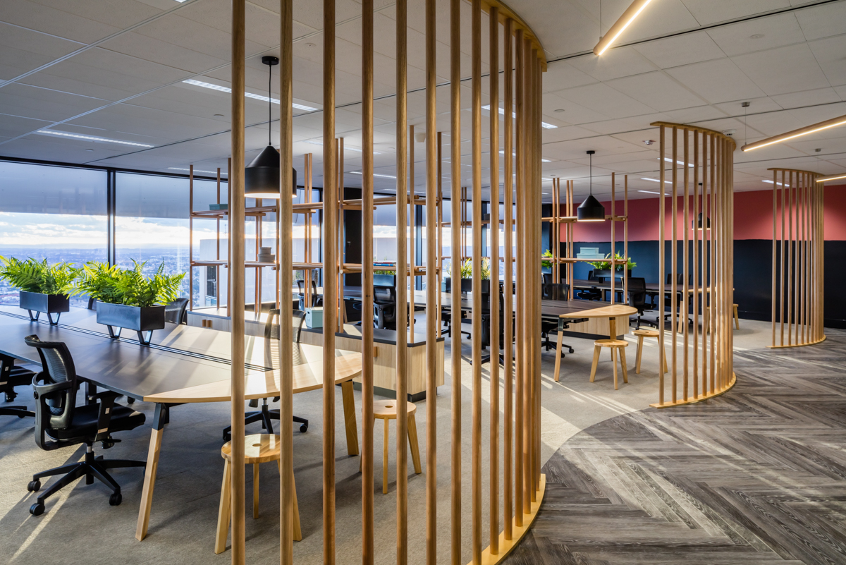 GROSVENOR PLACE OFFICE SUITES FOR GIRVAN WAUGH