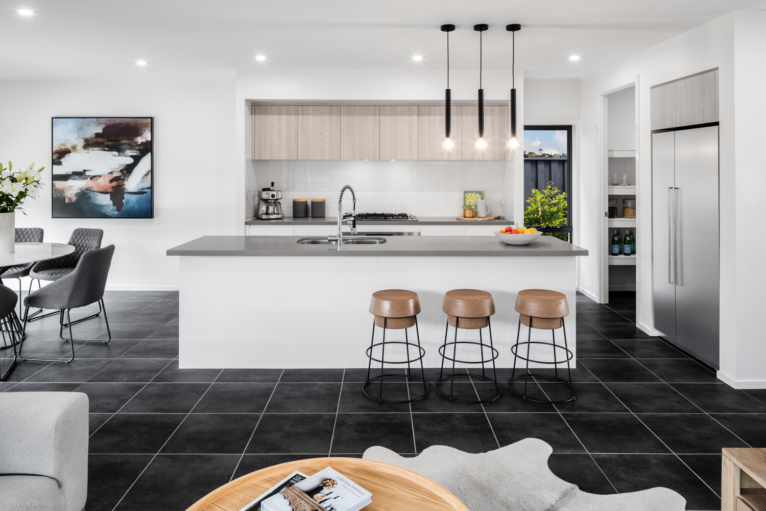 LEPPINGTON SHOWHOME FOR THRIVE