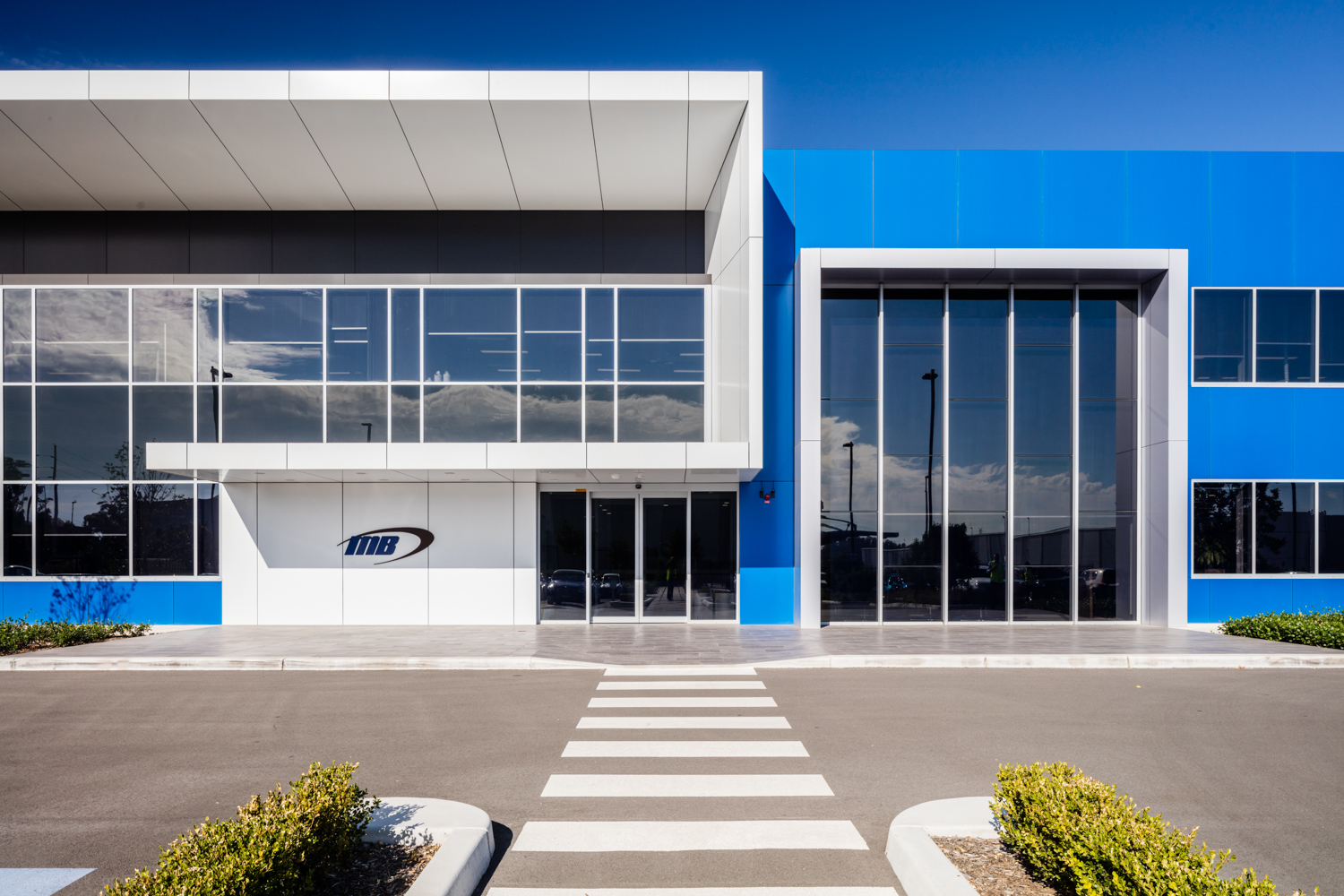 HORSELY DRIVE BUSINESS PARK FOR FRASERS PROPERTY