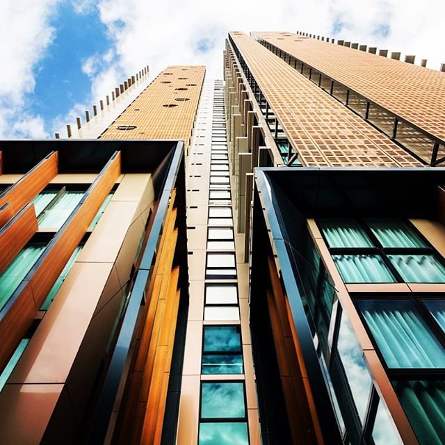 Air at St Leonards for Skyrise.  #architecture #architecturalphotography #stleonards #airapartments #skyriseholdings