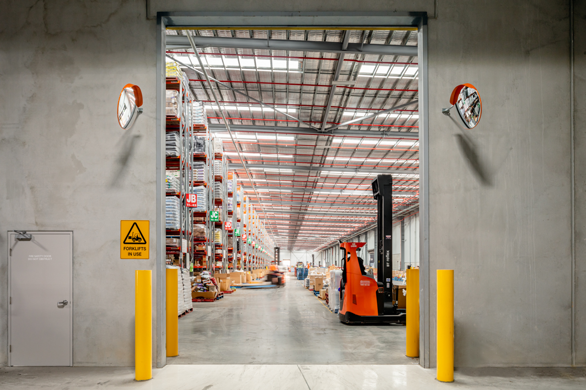 MITRE10 BERRINBA FOR CHARTER HALL