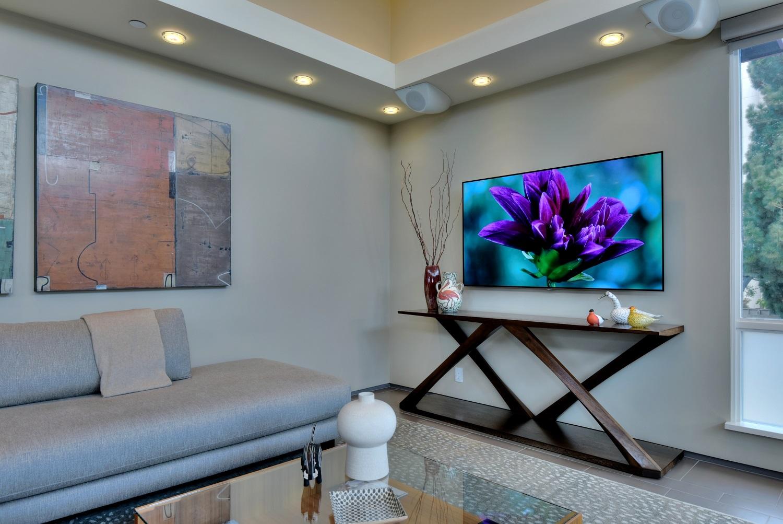 LG Flat 65-inch 4K Ultra HD Smart OLED TV