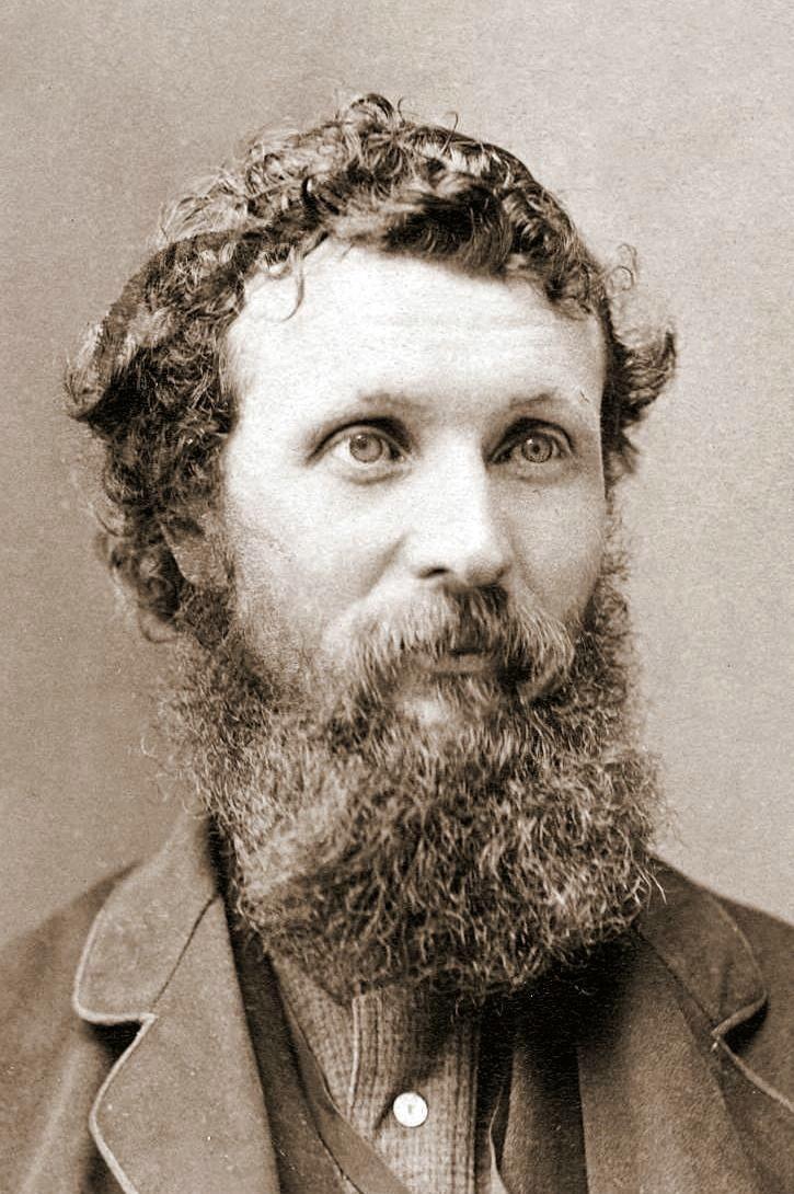 John Muir- Courtesy of Wikipedia