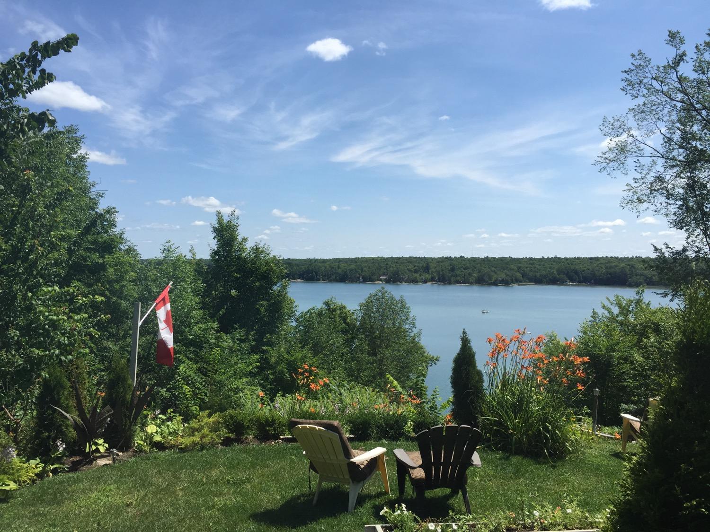 Wedding Venue - Overlooking Sandy Lake