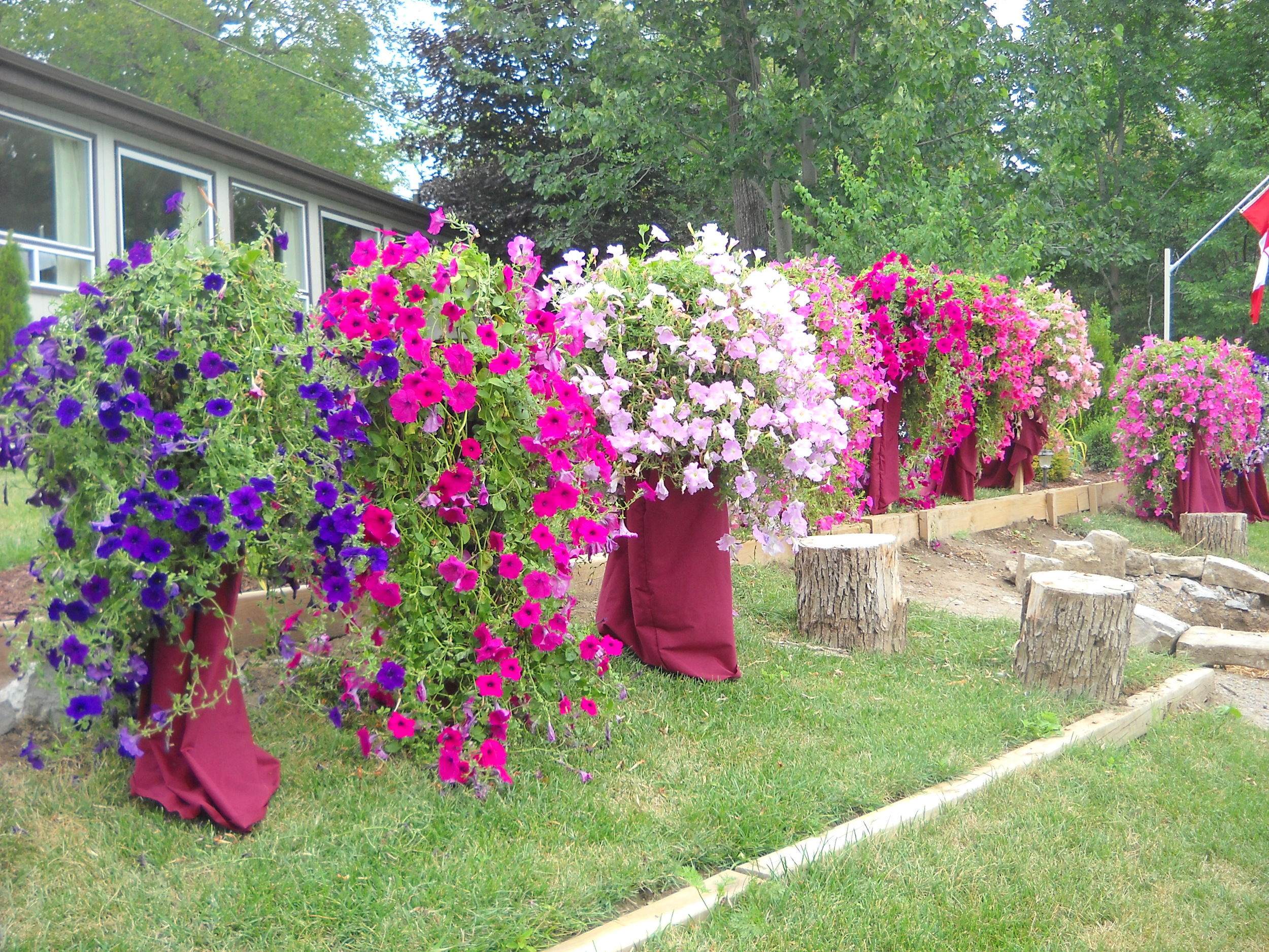 Wedding Venue - Flower Arrangements for Wedding Ceremony