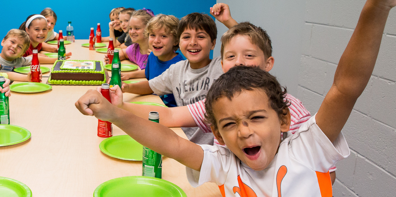 Birthday Party in Marietta. X-drenaline Trampoline park.