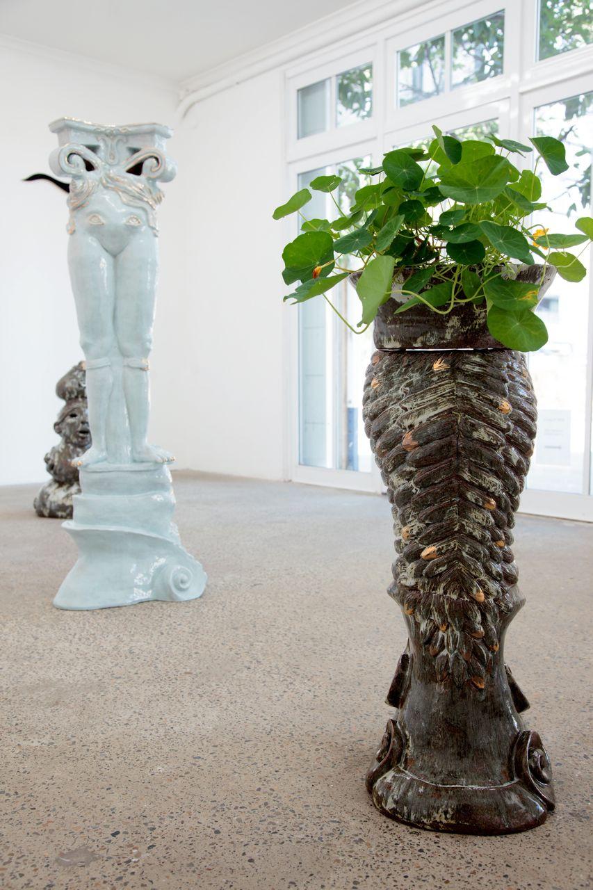 The Golden Flower Pot, MOP Projects