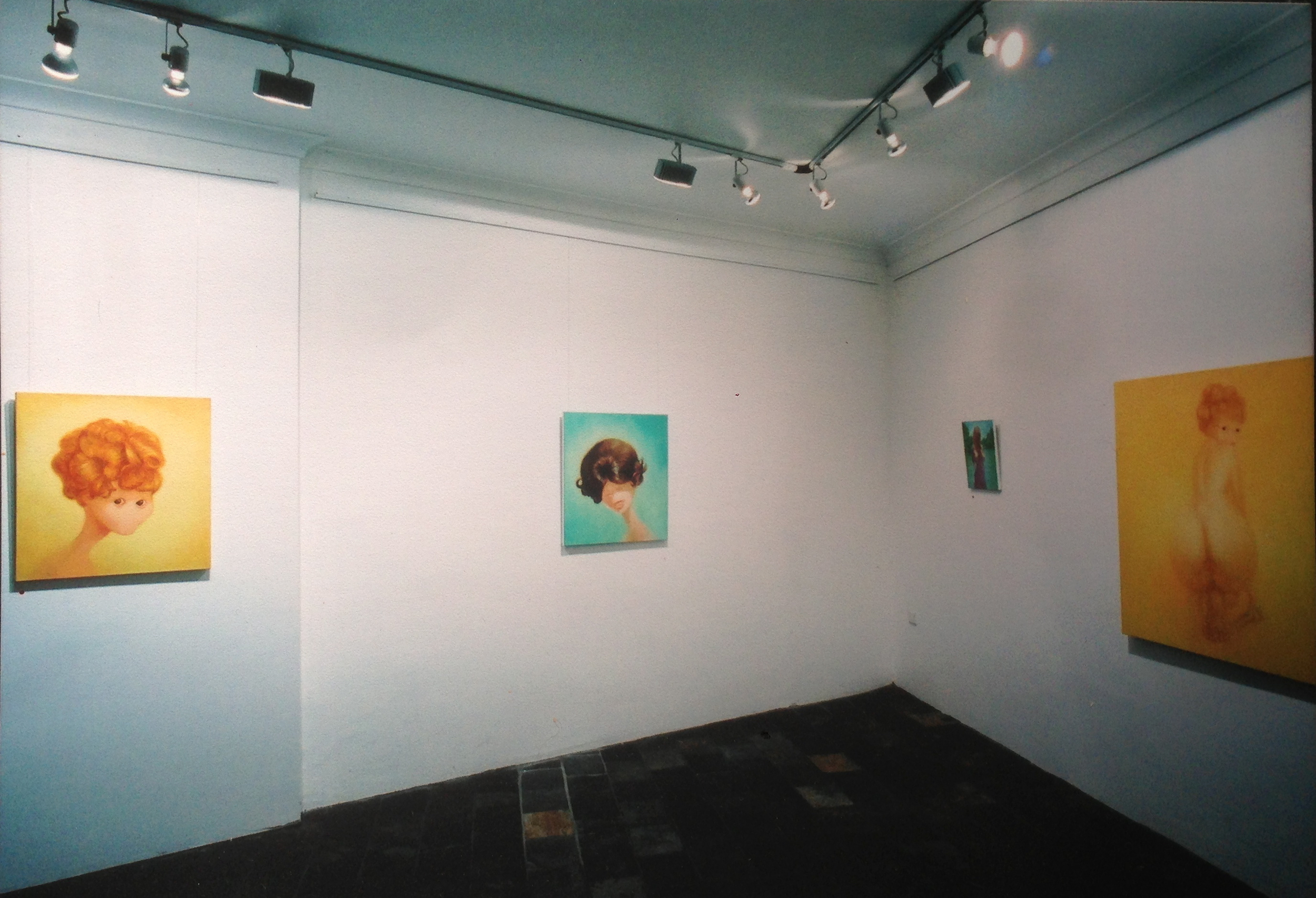 Little Lies at Global Gallery