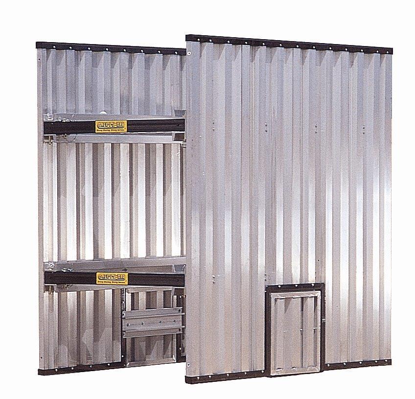 Aluminum Shoring — D P  Nicoli
