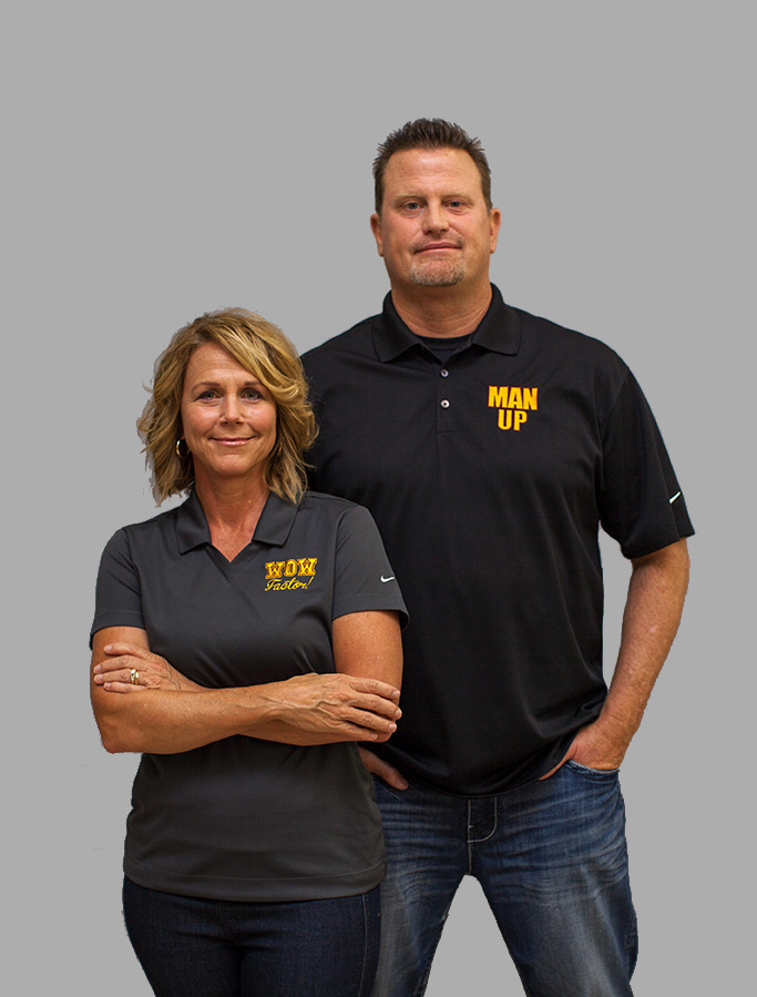 Brian & Wendy Smith, Founders & Lead Character Coaches