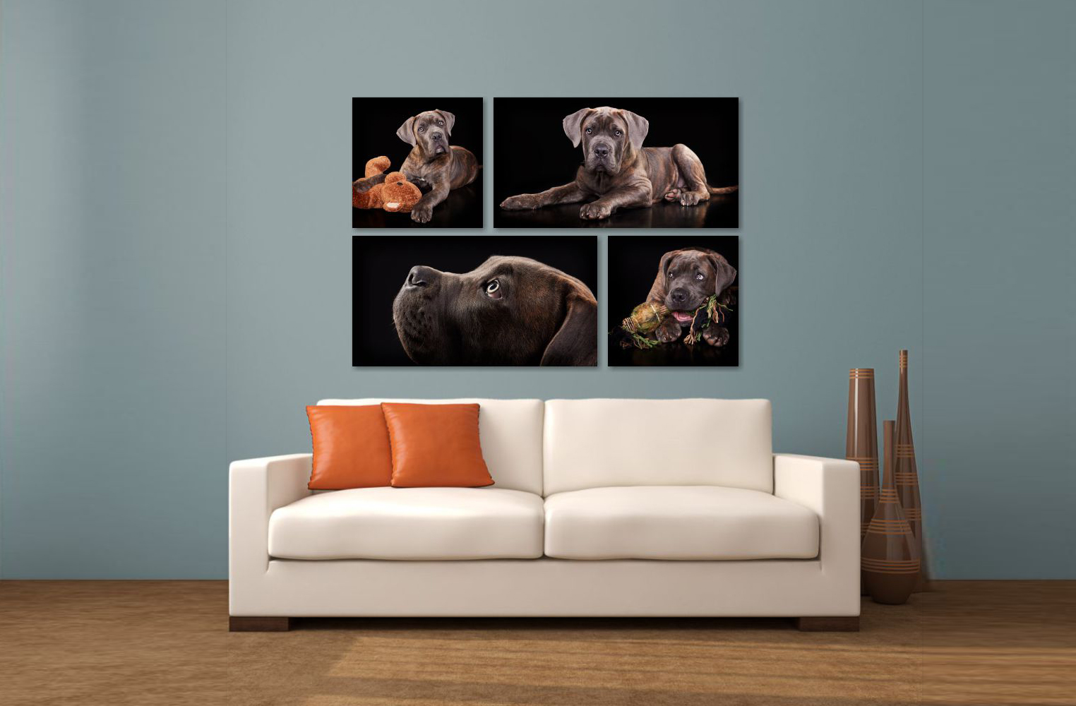Wall Art. Showcase your best images in stunning detail.