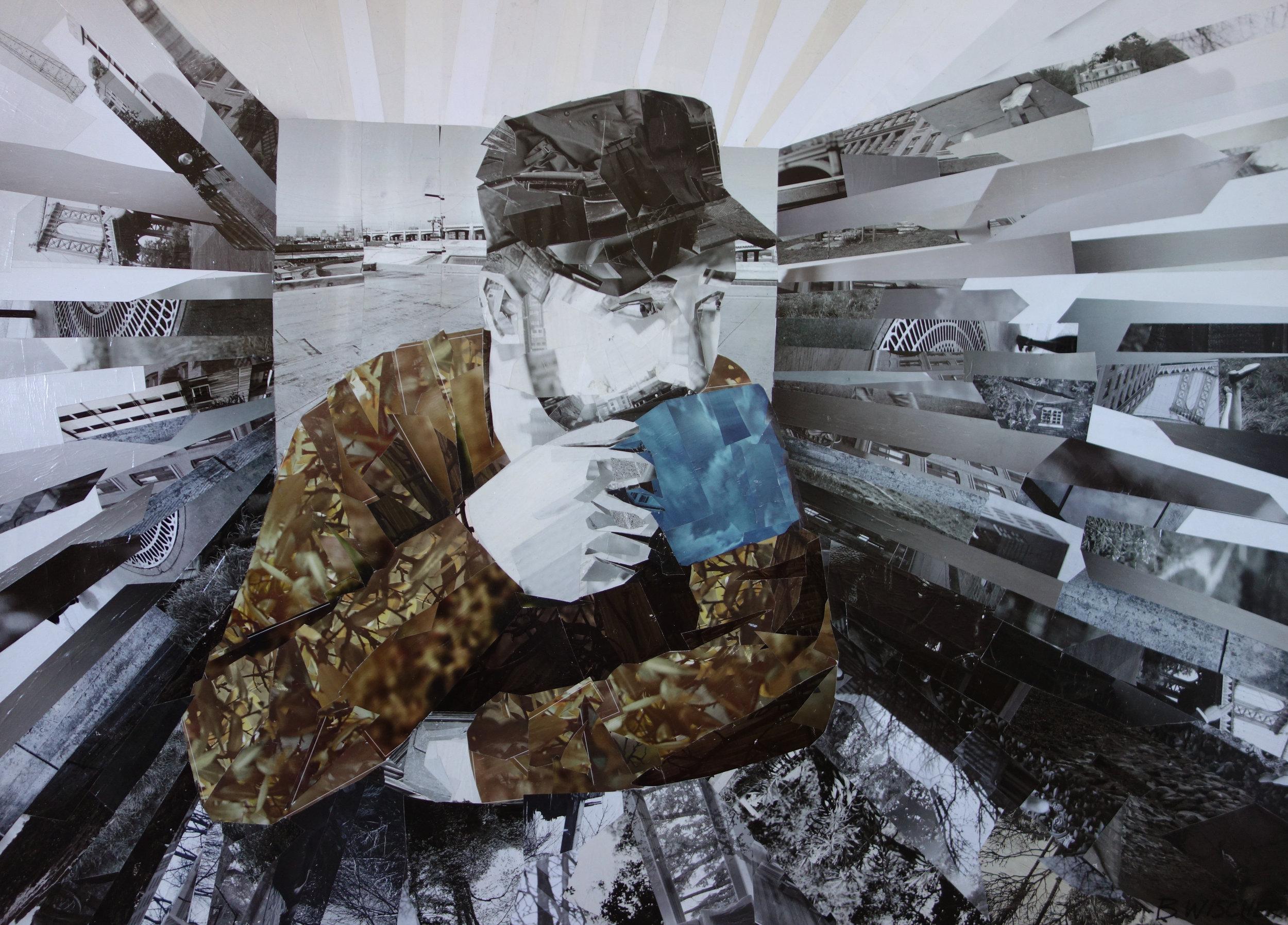 "Self Portrait 48x60"""