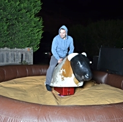 Ride a bull for a bucking good time