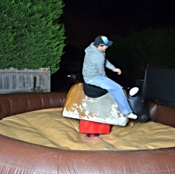 Hire a mechanical bull for your next event