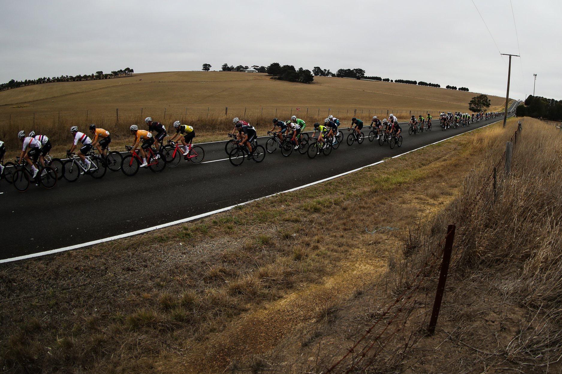 Con Chronis/ Cycling Australia