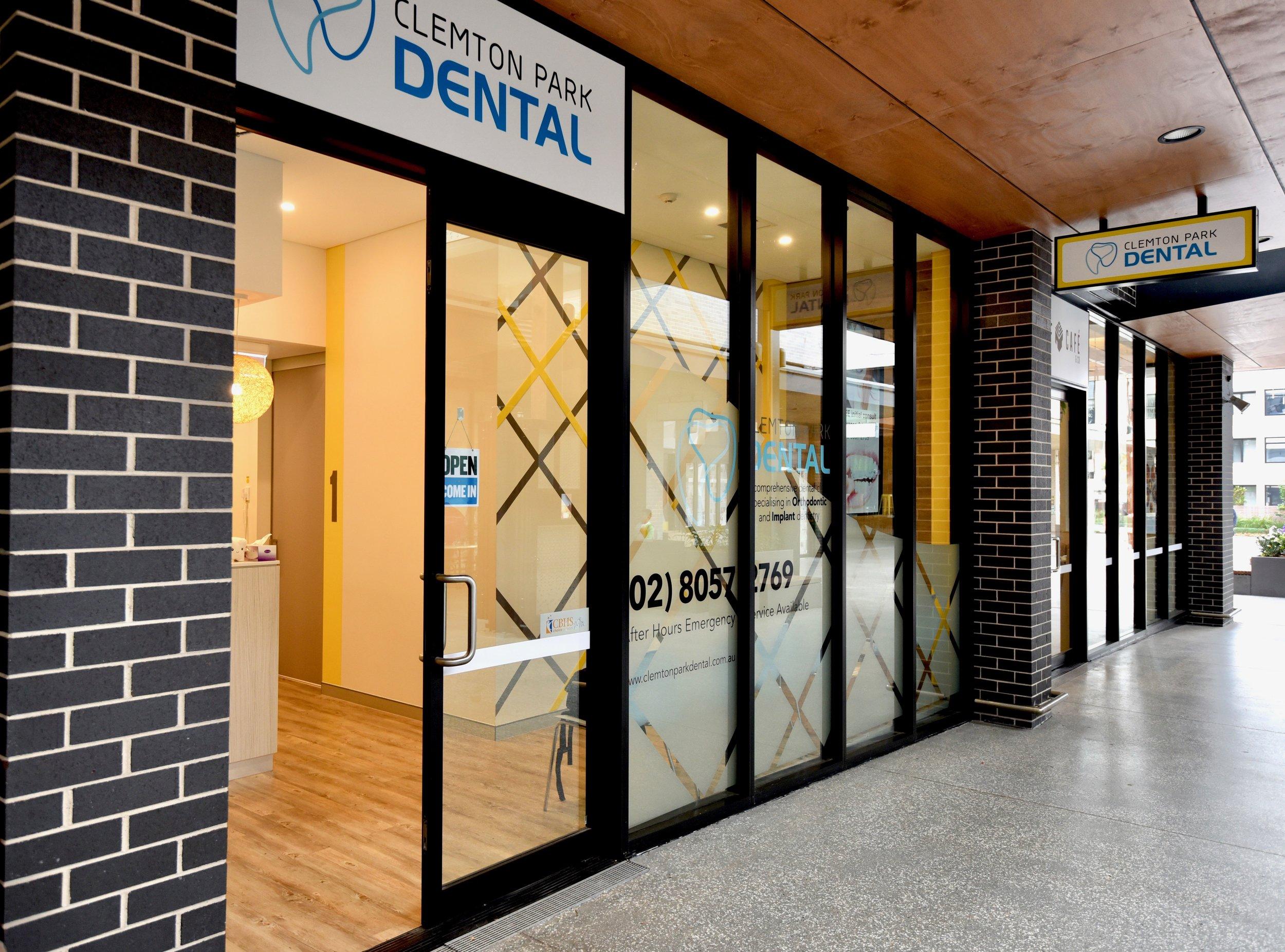 Dental Fitout Clempton Park
