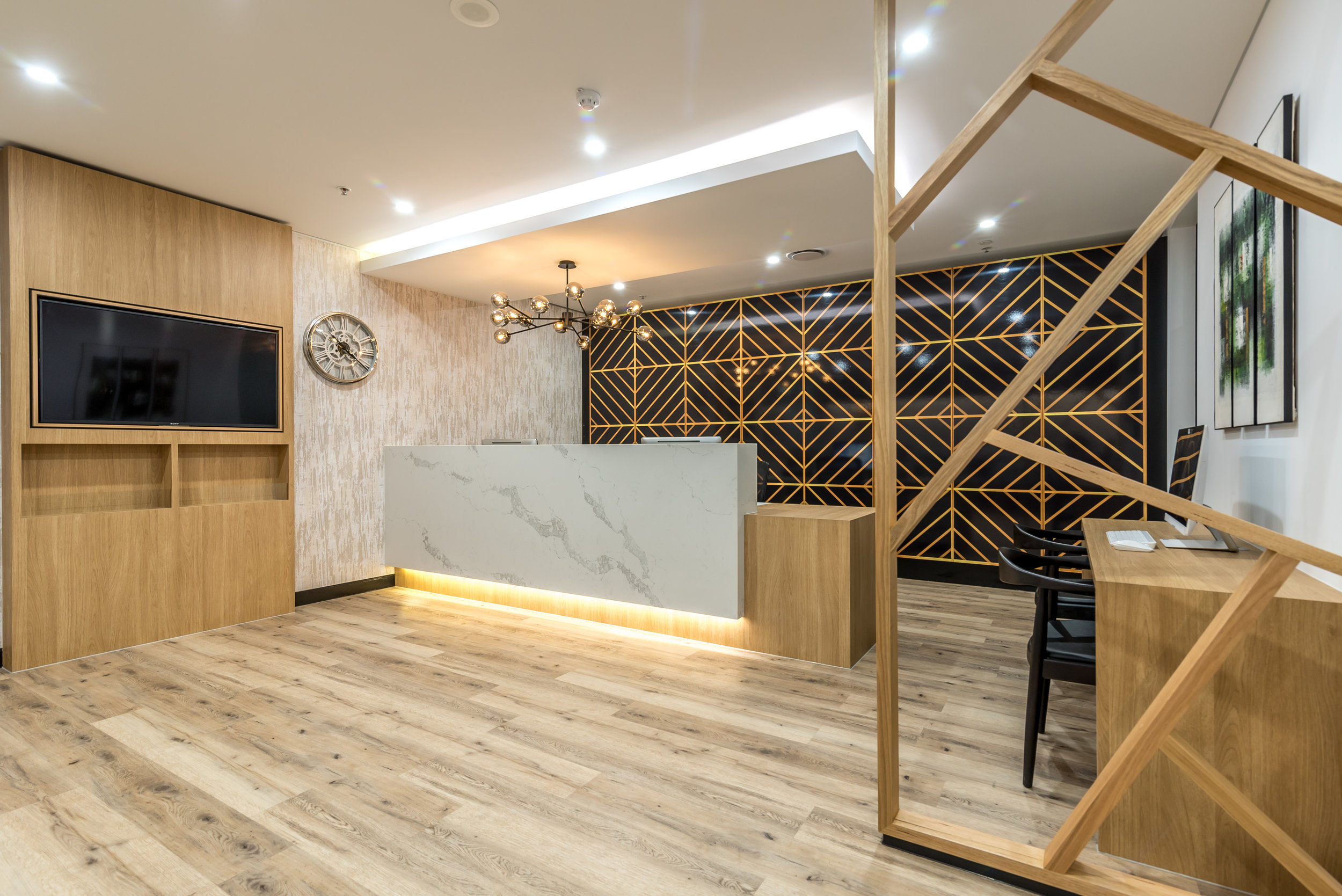 Medical Centre Fitout Sydney 2018