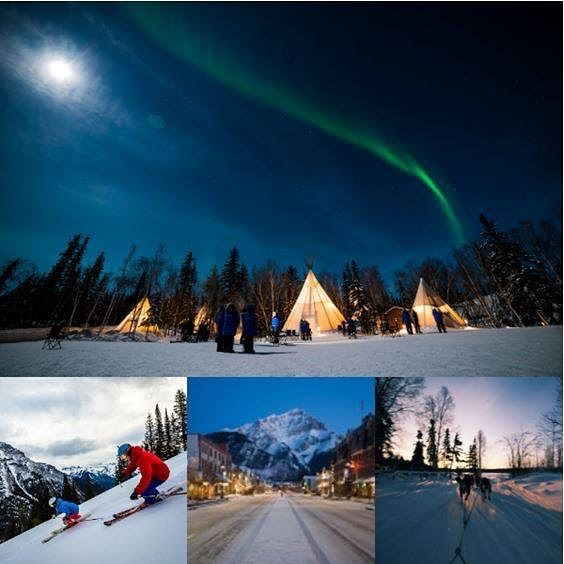 ⛷️🏂THE CANADIAN SKI TRIP TO BEAT THEM ALL 🏂⛷️ Banff National Parks & The Northern Lights in Yellowknife  Make your trip one to remember. Ski or Snowboard at Banff and Lake Louise and then head to Yellowknife to see the Aurora Borealis.  Amazing earlybird packages are now available for Northern Hemisphere Ski season.  Contact KCM Travel 9439 9666 or info@kcmtravel.com.au