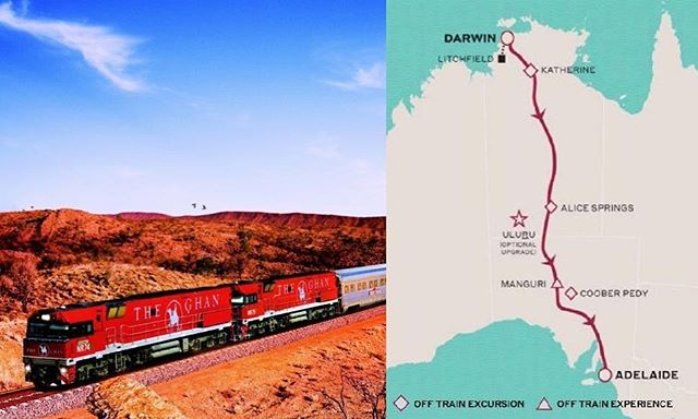 THE GHAN - TASTE OF THE TOP END  Earlybird offer 2020/21 Save up to $1050 per person  7 Nights from $3999.00 per person Explore spectacular Litchfield National Park, see the famous jumping crocodiles along with a host of other popular Top End attractions before stepping aboard The Ghan Expedition in Darwin and experiencing the wonders of Katherine, Alice Springs and Coober Pedy on your way to Adelaide. - 4 nights accommodation in Darwin including breakfast daily - 1 day Litchfield National Park Waterfalls including lunch and touring - Half day Jumping Crocs and Nature Adventure including Jumping Crocodile Cruise and touring - Transfer from hotel to Darwin Rail Terminal - 4 days/3 nights aboard The Ghan Expedition, Darwin to Adelaide, including all meals, beverages and Off Train - Excursions in Katherine, Alice Springs and Coober Pedy  Contact KCM Travel 9439 9666 or info@kcmtravel.com.au