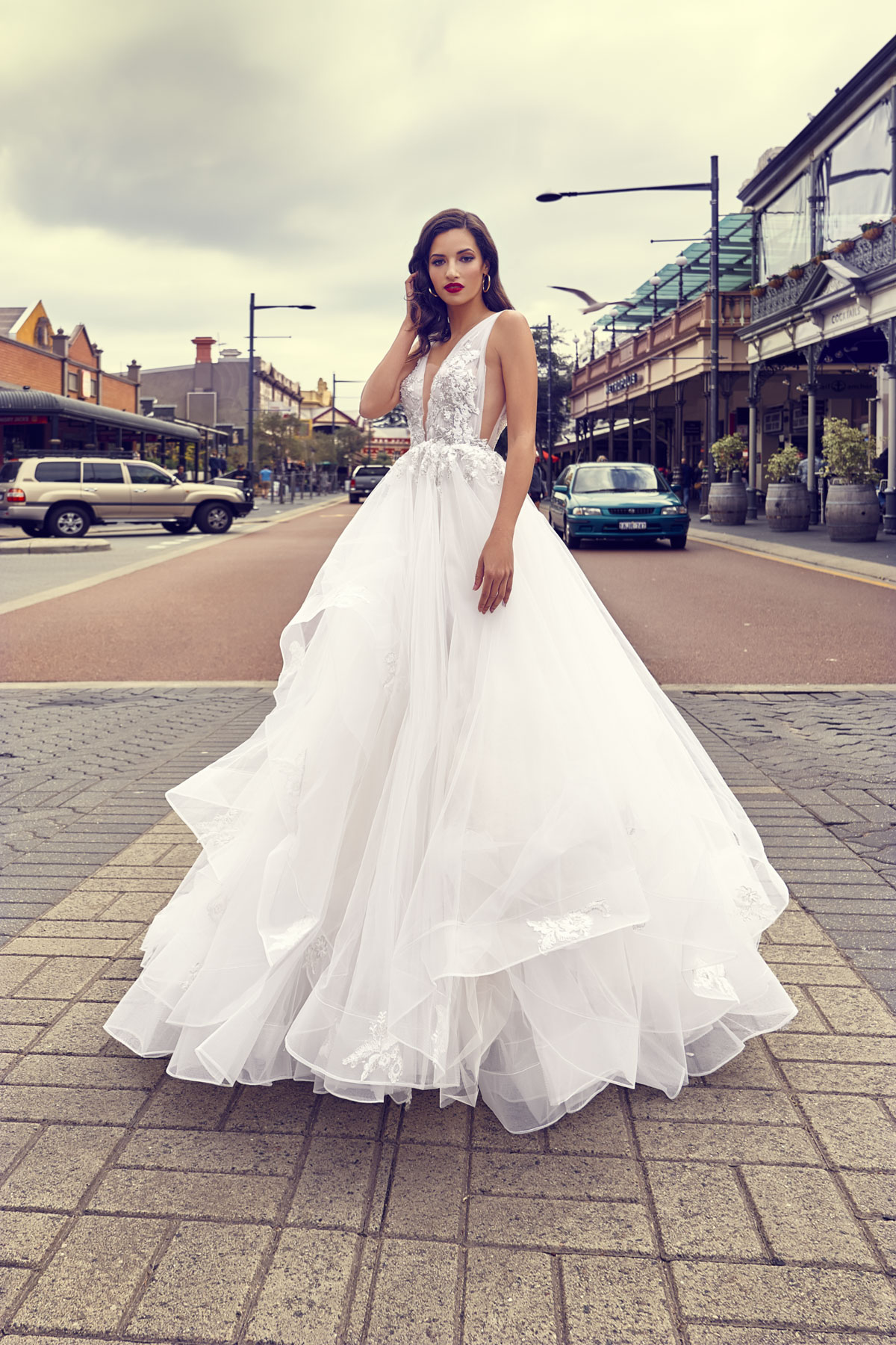 bridal. -
