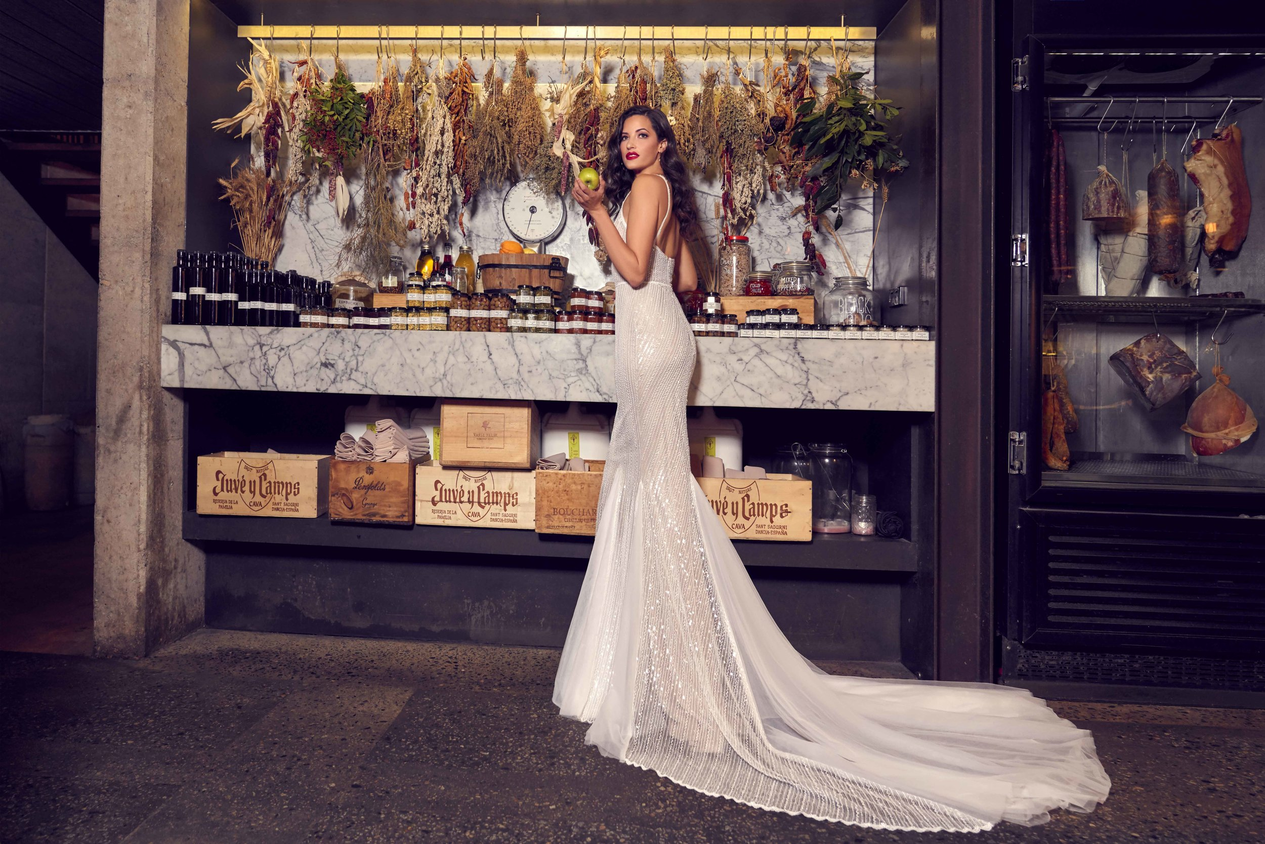 Fremantle Story - bridal collection