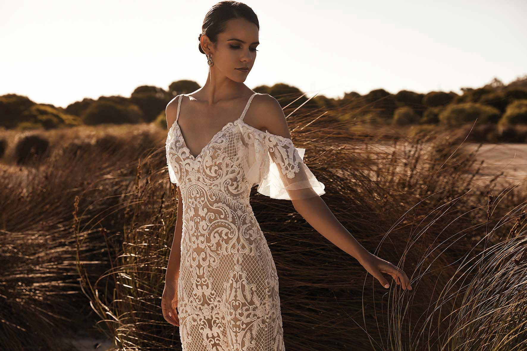 desert rose - bridal collection
