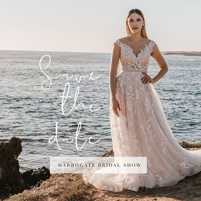 * SAVE THE DATE * We will be showcasing our brand new 2020 collection at the largest bridal trade show in the UK, @theharrogatebridalshow ✨ 8th - 10th September  The Harrogate Convention Centre | Booth M37 . . . . . #weddingdress #weddinginspo #harrogatebridalshow #savethedate #newcollection #ukbride #londonbride  #bridalstore #bridalboutique #weddingdress #whiteaprilbridal #CBA #hbs2019 #bridaltradeshow #unitedkingdom #bridalmarket #bridalmarketuk #internationalbride #bridaldesigner   