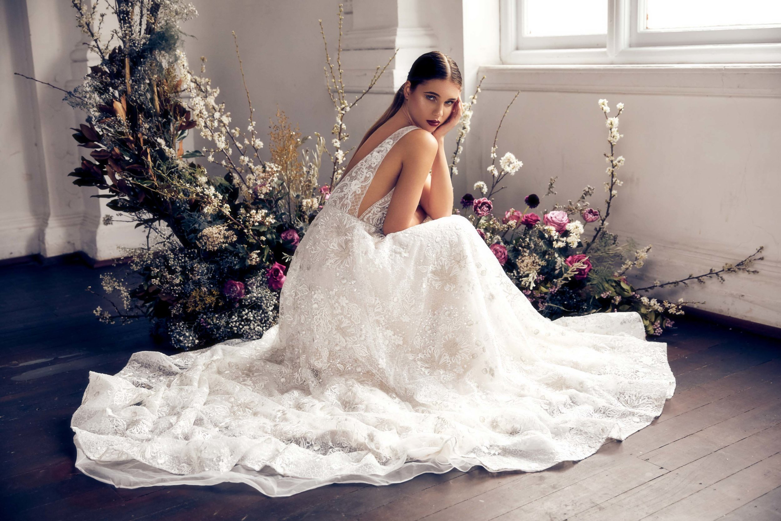 A Winters Tale - bridal collection
