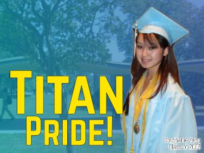 Stephanie Yang, LBHS Class of 2006