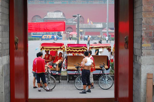 Summer heat in Beijing. Credit: timquijano
