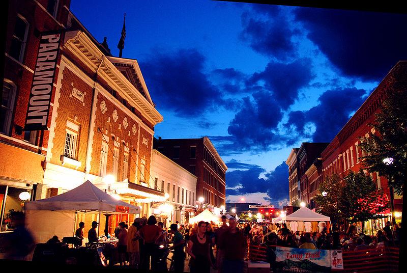 Rutland, Vermont. Photo: Shawn Pemrick
